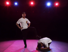 Mike Song & Anthony Lee | VOCAL DANCING pt. 2