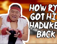 David So | DATING GAME: HOW RYU GOT HIS HADOUKEN BACK!